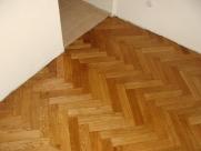 Podłoga po renowacji